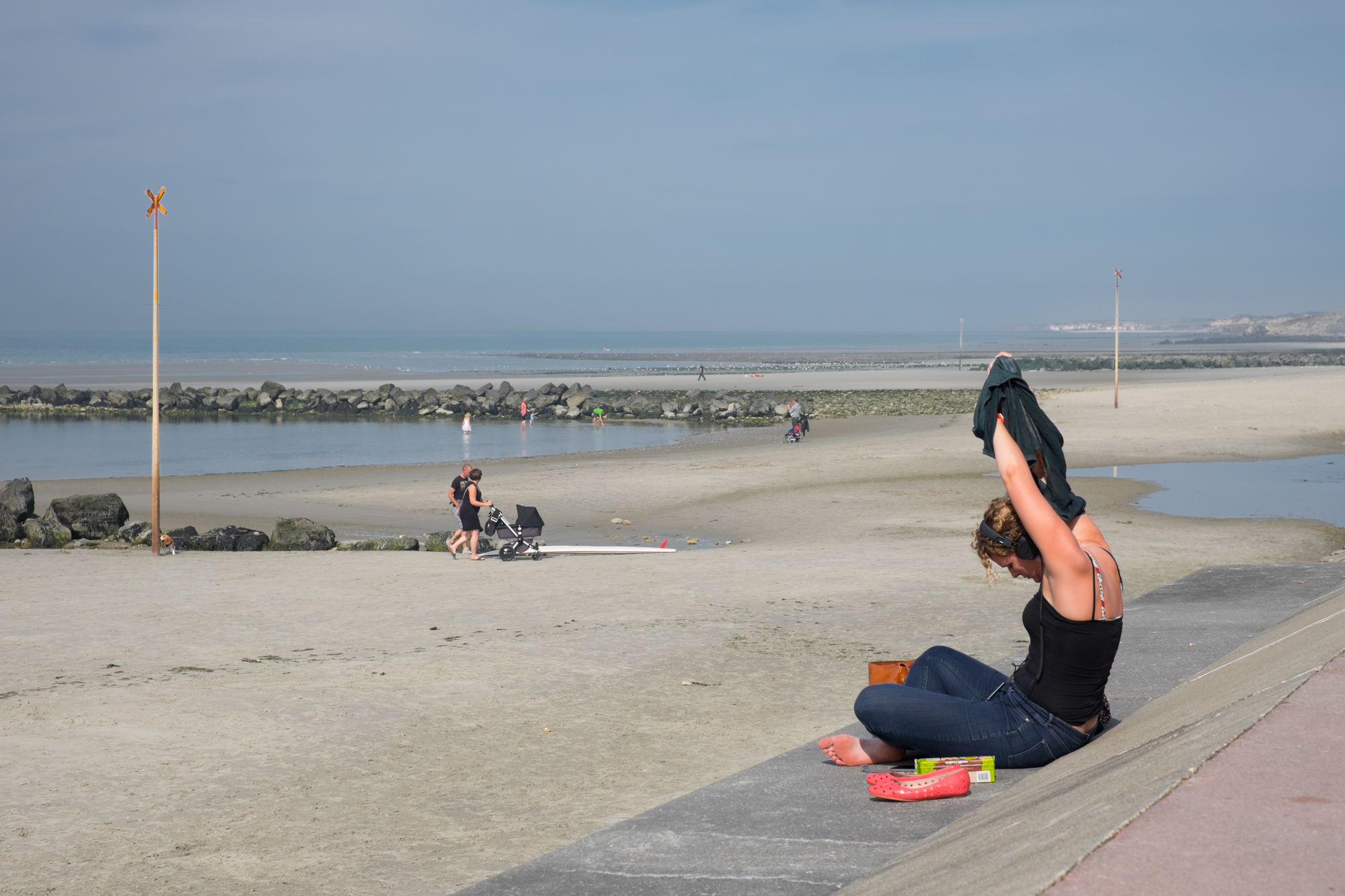 Wimereux, France, September 2014